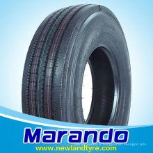 La Chine fabriquent le pneu entier bon marché 11R24.5 de remorque de pneus de vente