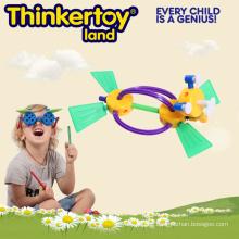 DIY Schildkröte pädagogisches Spielzeug für Kinder.