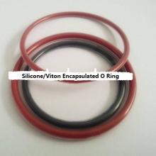 Clapet de pompe silicone FEP PFA joints toriques encapsulés