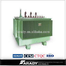 power frequency 500kw 11/0.4kv oil-power transformer price