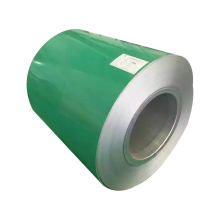 DX51D RAL6029 Color Coated PPGI PPGL prepainted Galvalume steel coil