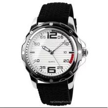 Montre de montre de quartz de fabrication de montre de Guangzhou