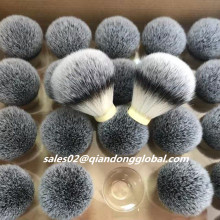 Supply 24mm Soft Silvertip Synthetic Hair Knots
