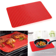Feuille de cuisson en silicone personnalisée FDA Lfbg Food Safe