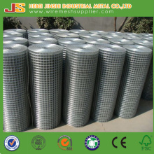 1/4 Inch Galvanized Welded Wire Mesh Roll for Us Market