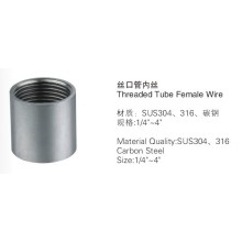 Casting Stainless Steel Socket Fitting