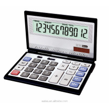 promotional gifts calculator 12 digital laptop foldable calculator 8855