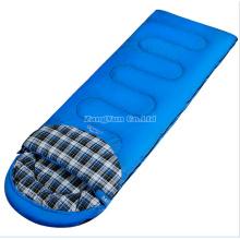 Bolsos de dormir adultos al aire libre, saco de dormir de algodón impermeable