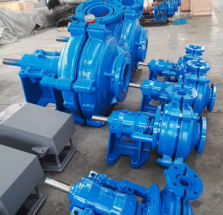 1.5 / 1B-AH Mining Slurry Pump