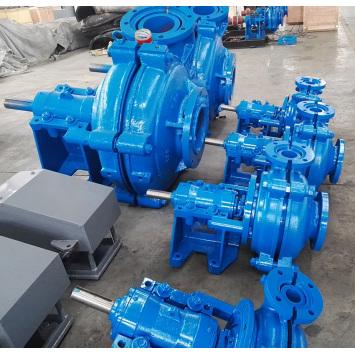series AH Heavy Duty Slurry Pump
