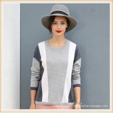 100% кашемир Вязание свитер для женщин