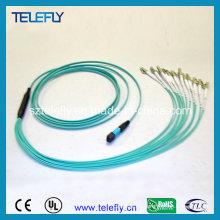Cable de cable de parche MPO-LC