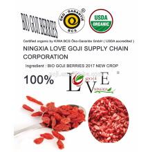 BIO Goji Berries / Wolfberry / Lycium Barbarum
