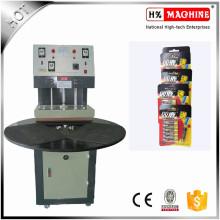 Máquina de selagem de blister de bateria de WS
