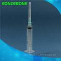 Hot Sale Medical Plastic 3 Parts Disposable Syringe (10ml)