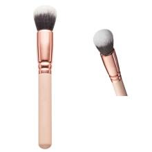 100% Vegan and Soft Small Foundation/Powder Brush (F102-R)