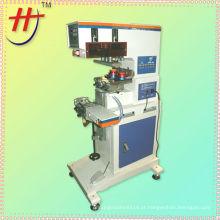 T Guangdong precisão boa qualidade e bom preço selo tinta 2 cor tampo impressora
