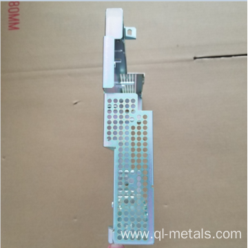 High Quality SPCC Metal Parts Electroplating/Bending