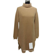 Inner Mongolia OEM 100% cashmere knitted pullover sweater