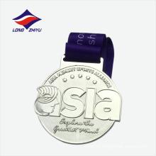 Werbe-Sport-Match benutzerdefinierte Design-Medaille