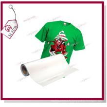 Papier d'impression éco solvant T Shirt en couleur de la lumière