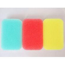 Esponja de platos limpios