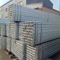 Pre Galvanized Steel Pipe Slotted Steel Tubing