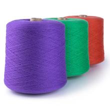 Hilado 100% de la cachemira del super suave del fabricante de China para hacer punto precio de fábrica del suéter