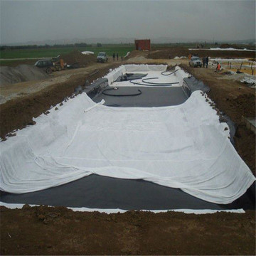 Slope Protection Polyester Long Fiber Nonwoven Geotextile