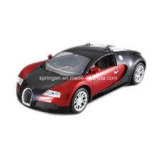 R / C modelo Bugatti (licencia) coche juguete