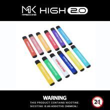 Maskking Cigarette électronique jetable la plus vendue 370mah