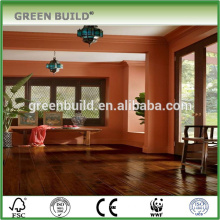 UV Oil Finished Solid Walnut Wooden Flooring Indoor