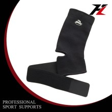 Deluxe ankle stabilizer with strap to speed up recovery
