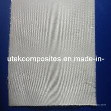 400GSM satén alto paño de sílice de fibra de vidrio