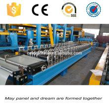 Hochwertige gute Look Roll geformte Stahldachplatte Maschine