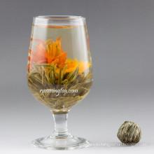 ЕС СТАНДАРТ Королевская лилия зеленый цветущий чай
