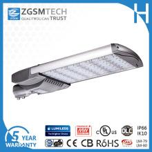 Luz de rua LED 200W com UL Ce certificação IP66 Ik10