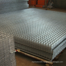 China Factory Electro Galvanized Welded Wire Mesh (WWM)