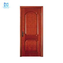 Wholesale wood veneer door interior wood doors main door designs 2021 GO-RG