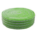 Éponge en mousse de qualité Hign Matériaux en éponge en matières premières en rouleaux pour vente