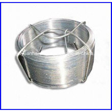 Prix compétitif Soft Small Coil Wire with Clamp for Supermarket