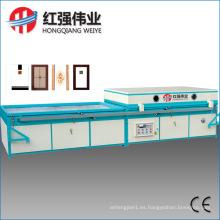 Xy2500-a máquina de laminación de vacío de carpintería / máquina de carpintería
