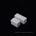 Prise en céramique blanche d'alumine d'industrie d'utilisation