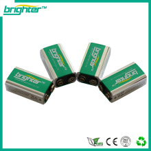 high power 6f22 9v heavy duty alkaline battery for Mp3 Players