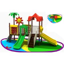 Children Plastic Outdoor Playground Toys with CE Approved (YQL-0050097)