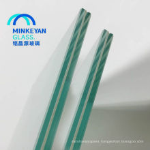 Building window glass 6mm 8mm 10mm reflective laminated glass factory