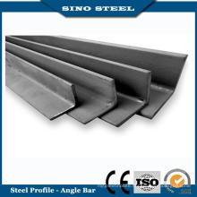 Q235 Grade Galvanized Hot Rolled Carbon Steel Angle Bar