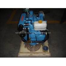 Motor diesel do barco do curso 4 do motor interno