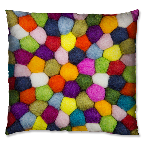 wool knit candy color cushion (2)