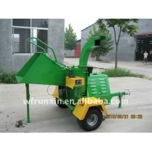 22hp wood chip cutting machine with CE